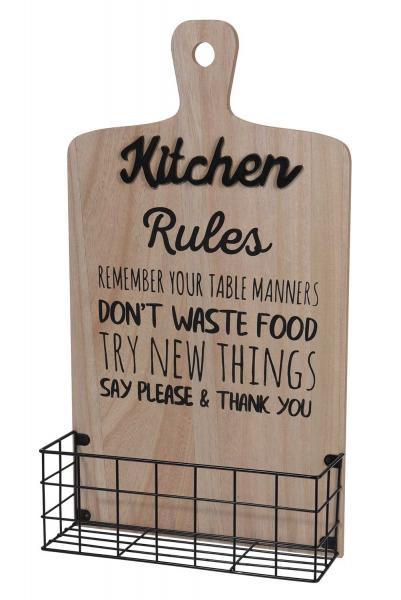 Küchenregal TRILBY