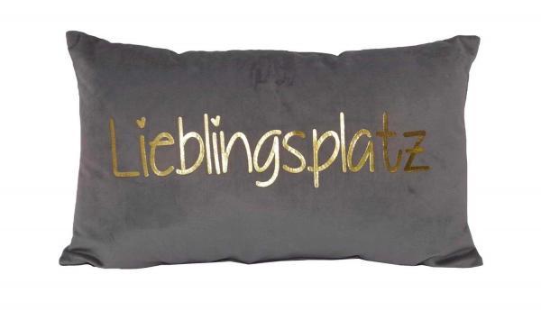 Kissen LIEBLINGSPLATZ 11