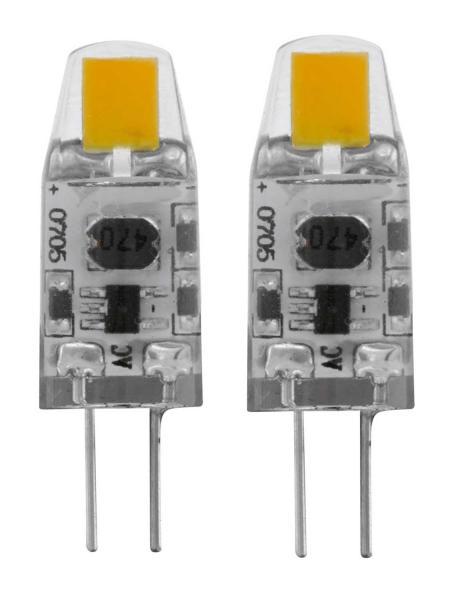 LED-Leuchtmittel 2er Set FLARE 1
