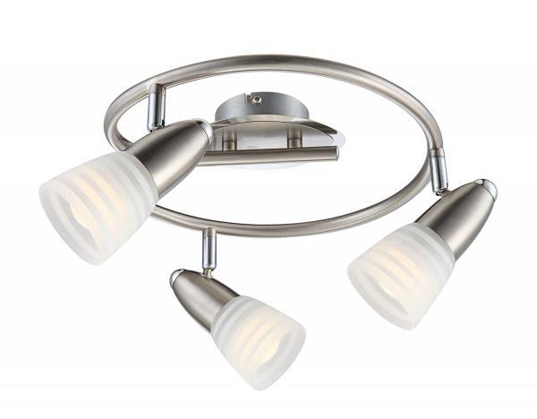 LED-Strahler 3er CALEB 1