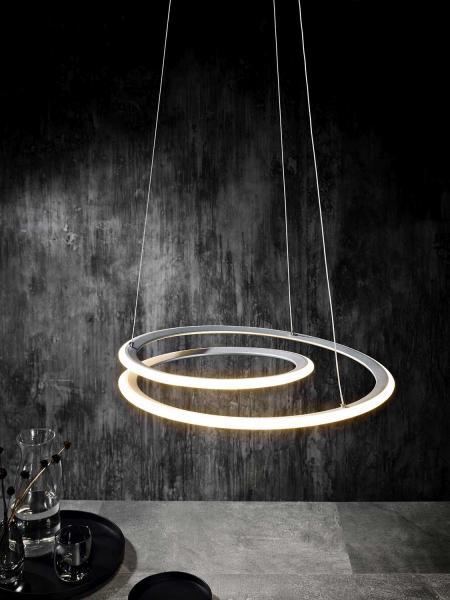 LED-Pendelleuchte SPIRO