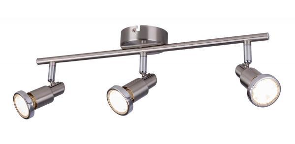 LED-Strahler 3er BAGHIRA 1