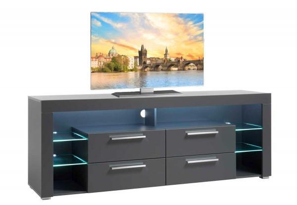 TV Lowboard 180 GERLINDE 6