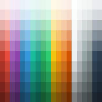 Mehrfarbig