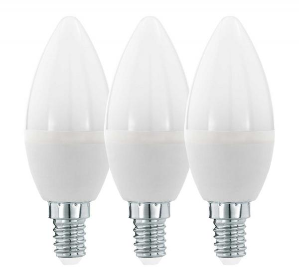 LED-Leuchtmittel 3er Set BINDY