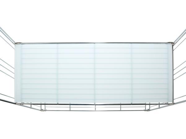 Milchglasplatte LOTTE 3