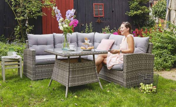 Gartenmöbel-Set BENITO